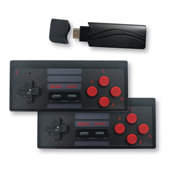 VKTECH S3 HDMI Video Game Console 8 Bit Mini Retro Game Player Built in 628 Classic Games With Dual Wireless Controller Gamepad