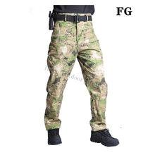 Тактические наборы куртка или брюки из искусственной кожи pu