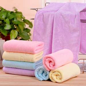 Towel Salon Bath Hotel Cotton Absorbent Thickened Dedicated Health