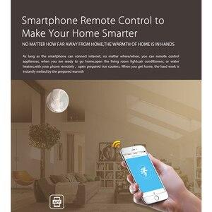 Image 3 - NEO COOLCAM Sensor de movimiento PIR inteligente WiFi, Detector de cuerpo humano, sistema de alarma de casa, Sensor PIR de movimiento inteligente, Tuya Smart Life