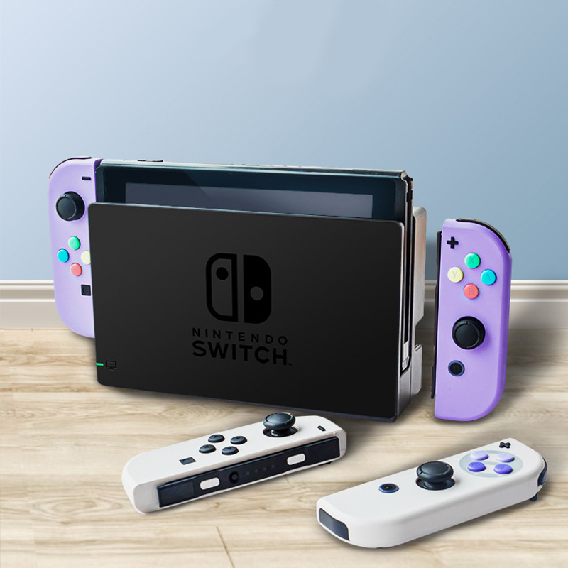 cheapest DIY JoyCon Controller Shell For Nintendo Switch Replacement Housing Cover Joy-Con Case Accessories With Full Set Buttons Tool