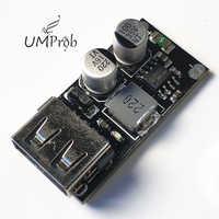 QC3.0 QC2.0 USB DC-DC Buck Converter Charging Step Down Module 6-32V 9V 12V 24V to Fast Quick Charger Circuit Board 3V 5V 12V