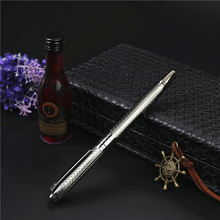 Girl new style fountain pen Office writing  New concept wavy texture ink pen 4 colors can choose with or without  boxes