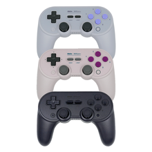 8bitdo sn30 pro + para bluetooth gamepad android joystick console de jogo de computador recarregável para nintend switch/windows/para raspberry pi(Hong Kong,China)