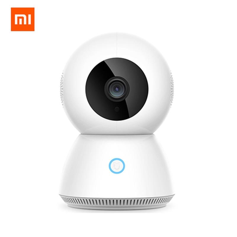Xiaomi Mijia Xiaobai Smart Camera Enhanced 360 Angle 1080P Full HD Night Vision Video Camera APP Control Smart Home Baby Monitor