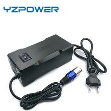 54.6V 3A 3.5A 4A Auto Stop Carica Batterie Al Litio Per 13S 48V Llithium E bike batteria Carregador De Pilhas