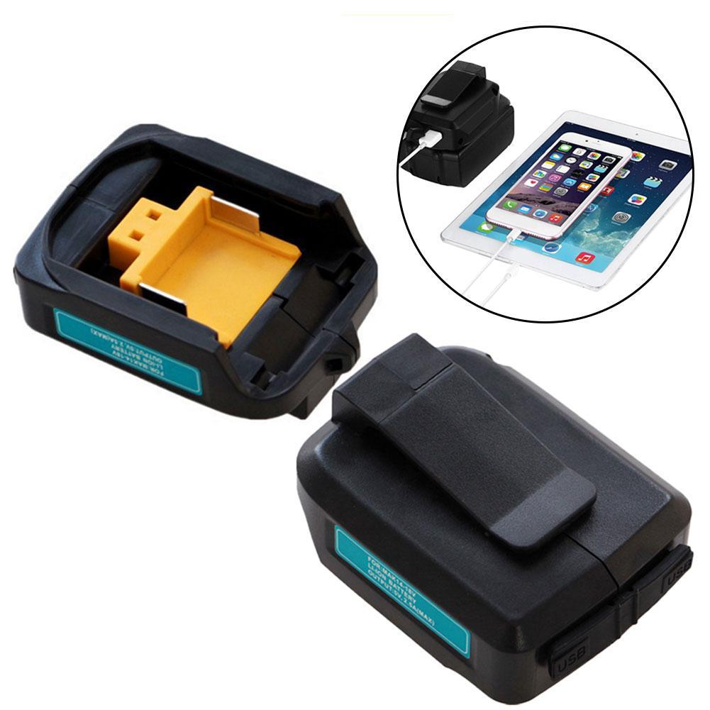 14,4 В/18 в источник питания USB зарядное устройство конвертер батарея адаптер для MAKITA ADP05|Адаптеры AC/DC|   | АлиЭкспресс