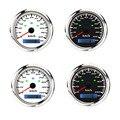 Универсальный 85 мм gps Спидометр 120 км/ч 200 км/ч светодиодный цифровой дисплей для грузовика  моторного катера  авто подсветка 12 В  противотума...