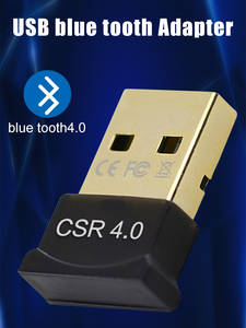 Dongle Mouse-Receiver Headphone-Speaker Computer-Pc Usb-Adapter Audio-Carro Bluetooth