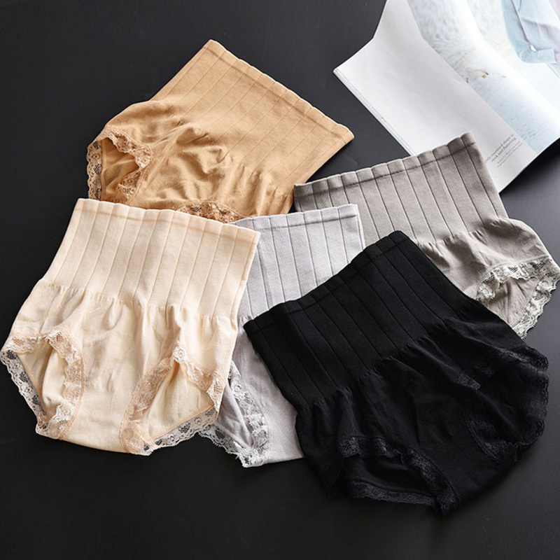 New Janpan Panties Munafie High Waist Women's Panties Beauty Care Control Body Slimming Belly In,Sexy Briefs Women Underwear Hot