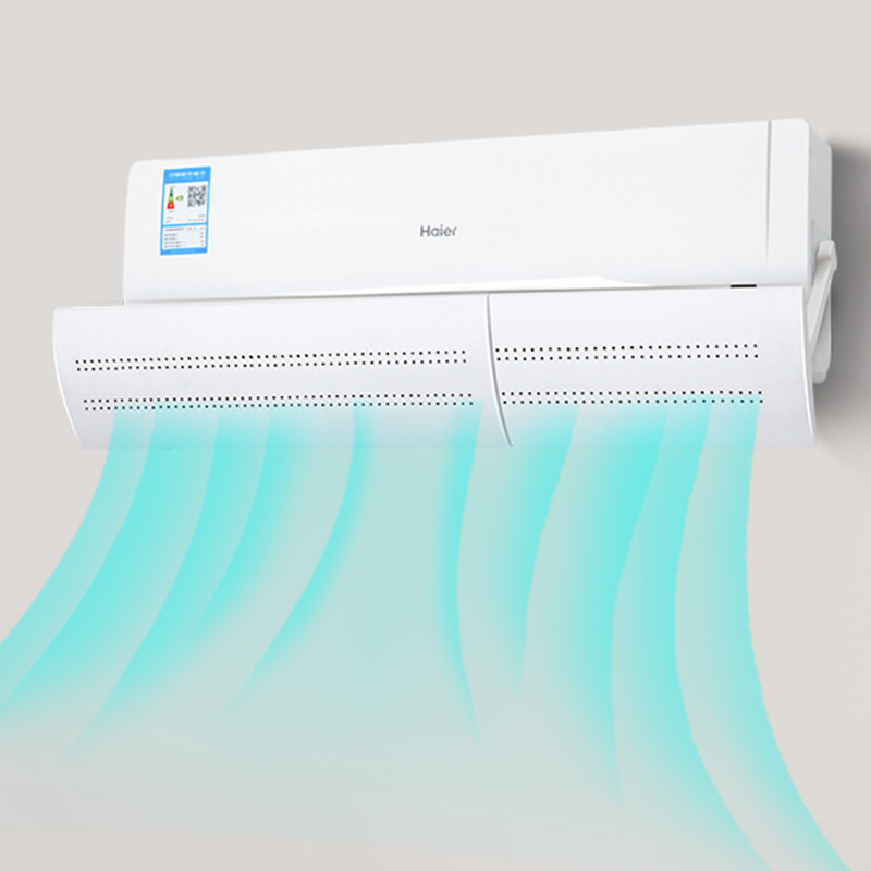 2020 Indoor Hanging-type Air Conditioning Windshield Anti-direct Blowing AC Deflector Household Air Conditioning Baffle FC35