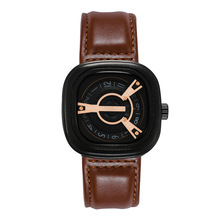Hot Sales Casual Fashion MEN'S Watch Genuine Leather Seven 7 Friday Watch Wechat Business Watch Sports Watch a Generation of Fat