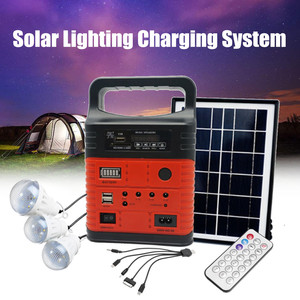 3 LED Solar Lighting System Ki