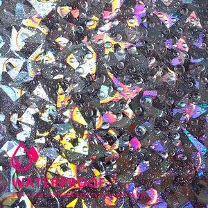 Image 5 - 50 stks/pak Laser Zilveren Verpakking Verzending Bubble Mailer Goudfolie Plastic Gewatteerde Envelop Gift Bag Mailing Envelop Tas