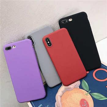 Перейти на Алиэкспресс и купить Мягкий силиконовый матовый чехол для телефона для Meizu M6T Pro 6 7 15 16 плюс M3 M5 M6 Примечание M5S MX5 MX6 M6S M15 Note 9 16X чехол на заднюю панель