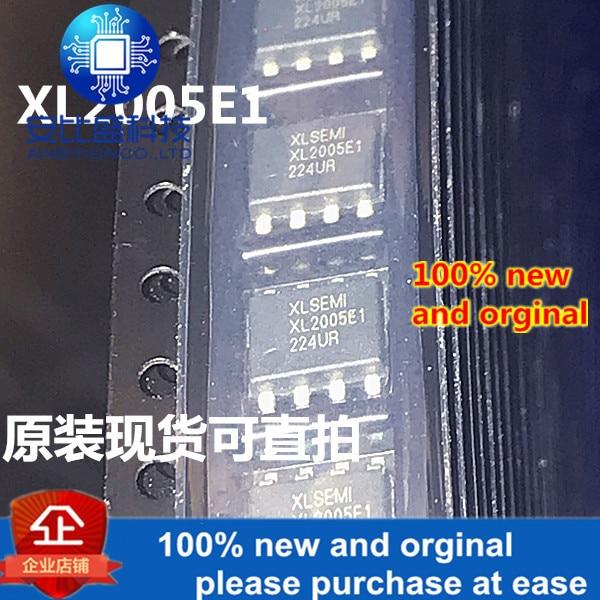 10pcs 100% New And Orginal XL2005E1 XL2005 SOP8  In Stock
