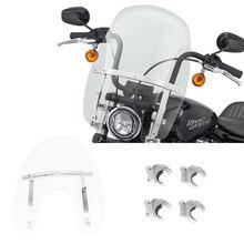 Мотоциклетное Быстроразъемное ветровое стекло для harley road