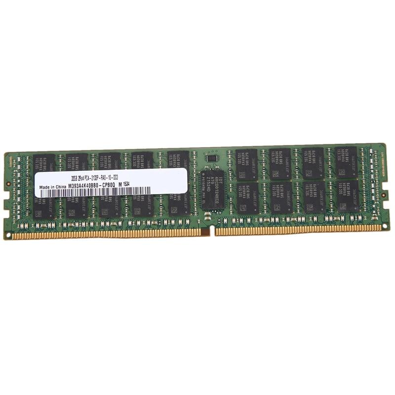 32GB DDR4 Memory Ram PC4  2400T ECC REG 1.2V 2400Mhz Memory for Samsung Server Ram      - AliExpress