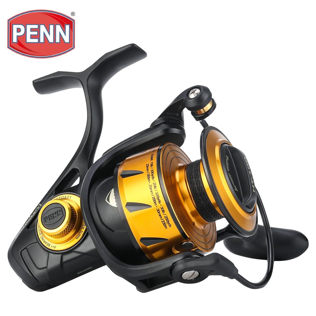 PENN Spinfisher VI Saltwater Reel 2