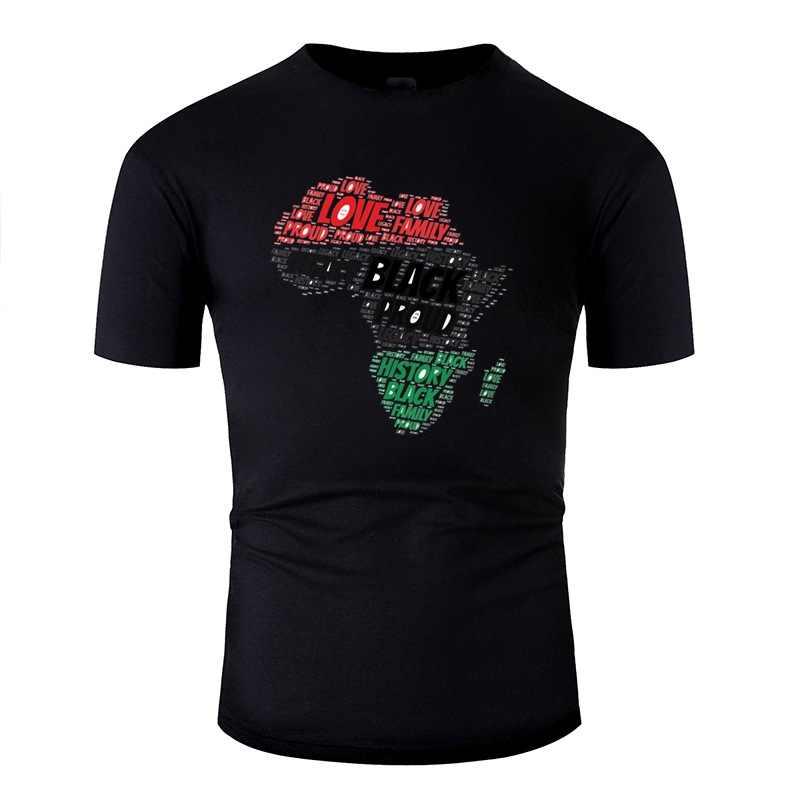 ที่กำหนดเอง Black Love แอฟริกาผู้ชาย TShirt 2020 รอบคอ T เสื้อสำหรับบุรุษเสื้อผ้า Oversize S-5xl TOP TEE