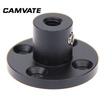 "CAMVATE Photography Wall Ceiling Table Mount Support Holder With 1/4"" 20 Female Thread For Table/Podium/Wall /Ceiling Connecting"