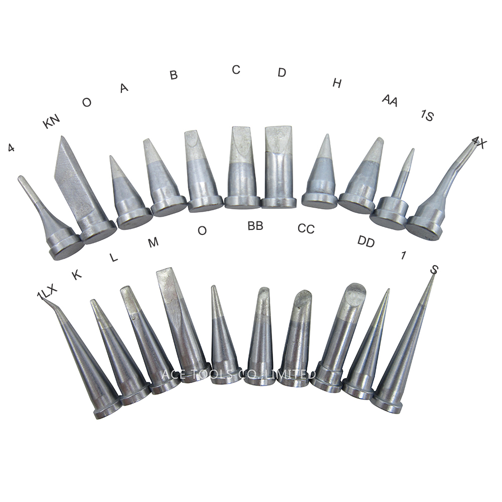 21 PCS Weller LT Replace Soldering Tips for WP80 WSP80 WSFP8 WD1000 WD2000 WSD81 WS81 WSF81D8 WS81D5 Iron Handle Welding Bit