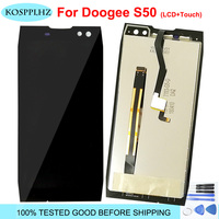 High Quality For Doogee S50 LCD Display + Touch Screen Digitizer Assembly Replacement For DOOGEE S50 Cell Phone Accessories