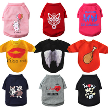 Dog Clothes Cute Summer For Small Coats Jackets Fashion Pet Clothing Puppy Overalls XXS/XS/S/M/L Milk