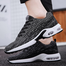 Men Casual Running Sports Shoes Fashion Breathable Walking Mesh Lace Up Flat Shoes Summer Sneakers for Men 2020 New  Brand Style new fashion men casual shoes 2017 summer breathable mesh flat shoes adults unisex lace up leisure walking shoes zapatillas