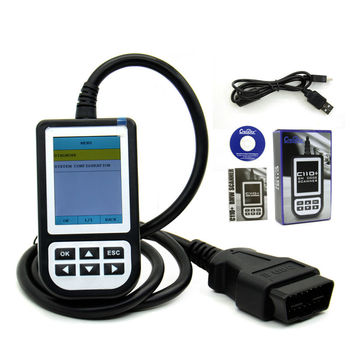 Newest V6.2 C110+ For BMW Scanner Creator C110+ for BMW Engine Diagnostic Airbag ABS Fault Code Scan Tool Reader Software Update image