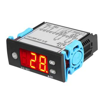 LED Digital Temperature Controller 220V Thermostat Intelligent Temperature Regulator for Solar Water Heater yuyao temperature instrument factory xtg 702w xtg 7000 intelligent temperature controller thermostat temperature control table