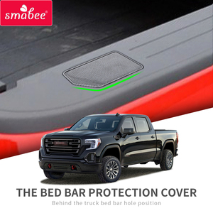 Image 2 - Pocket Covers for Chevy Silverado GMC Sierra 2014 2015 2016 2017 2018 Truck Pickup bucket Caps Rail Hole Plugs Accessories
