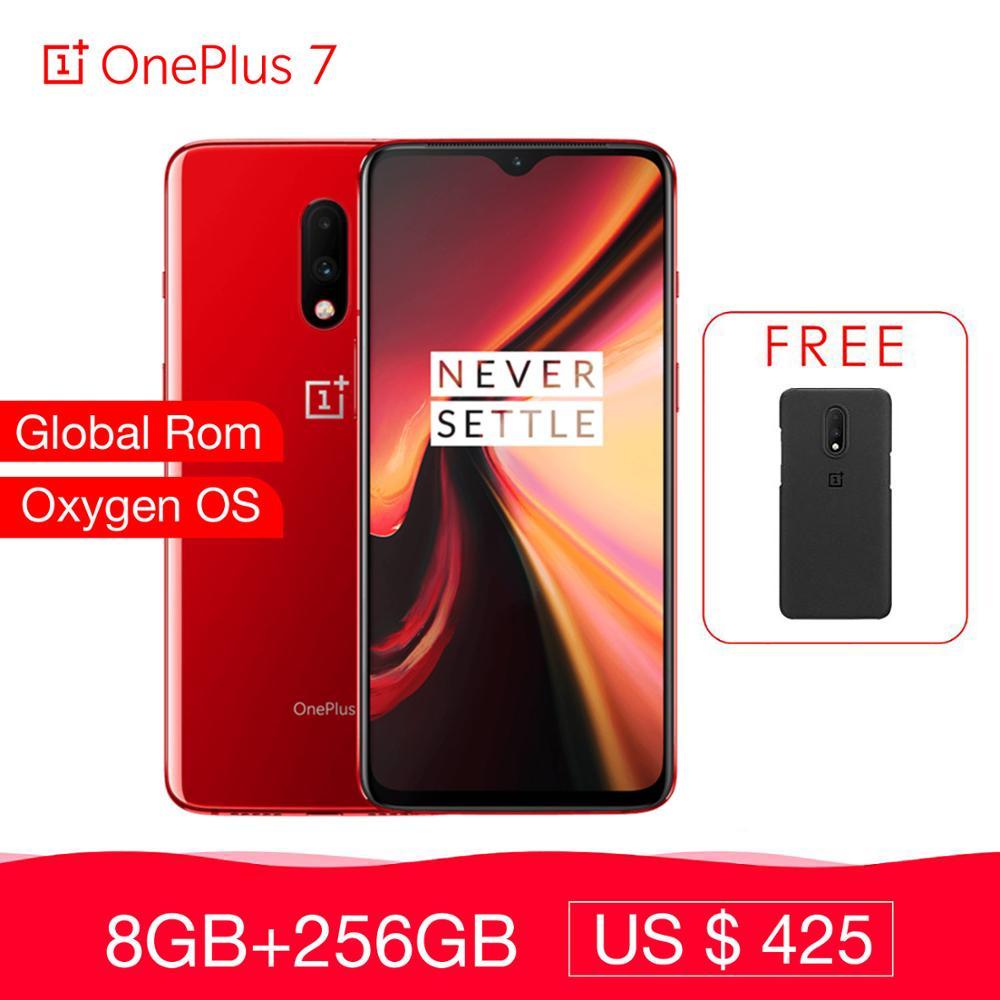 Купить Oneplus 7 8 GB ram 256 GB rom Смартфон Snapdragon 855 6,41