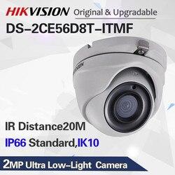 Hikvision DS-2CE56D8T-ITMF 2 MP Ultra Low-Light PoC EXIR Turret Camera