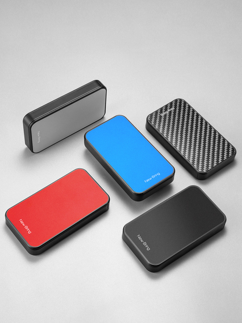Minimalist Wallet Rfid Carbon Fiber Wallet For Anti Theft Credit Bank Cards