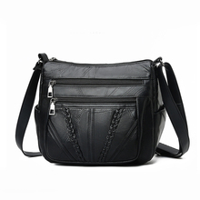 Fashion New Shoulder Bag Womens Leather Small Flap Designer Messenger Bags High Quality Totes Classic Woven Women Bags