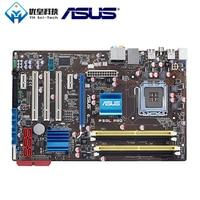 Asus P5QL PRO 인텔 P43 오리지널 데스크탑 마더 보드 소켓 LGA 775 코어 2 익스트림/코어 2 쿼드 DDR2 ATX