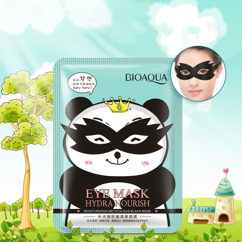 Eye-Mask Bioaqua Collagen Care Crystal Anti-Aging Moisturizing-Dark-Circles