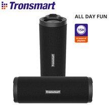 Tronsmart-altavoz portátil Force 2, con Bluetooth, 30W, Chip QCC3021, resistente al agua IPX7, carga rápida tipo C, 15H