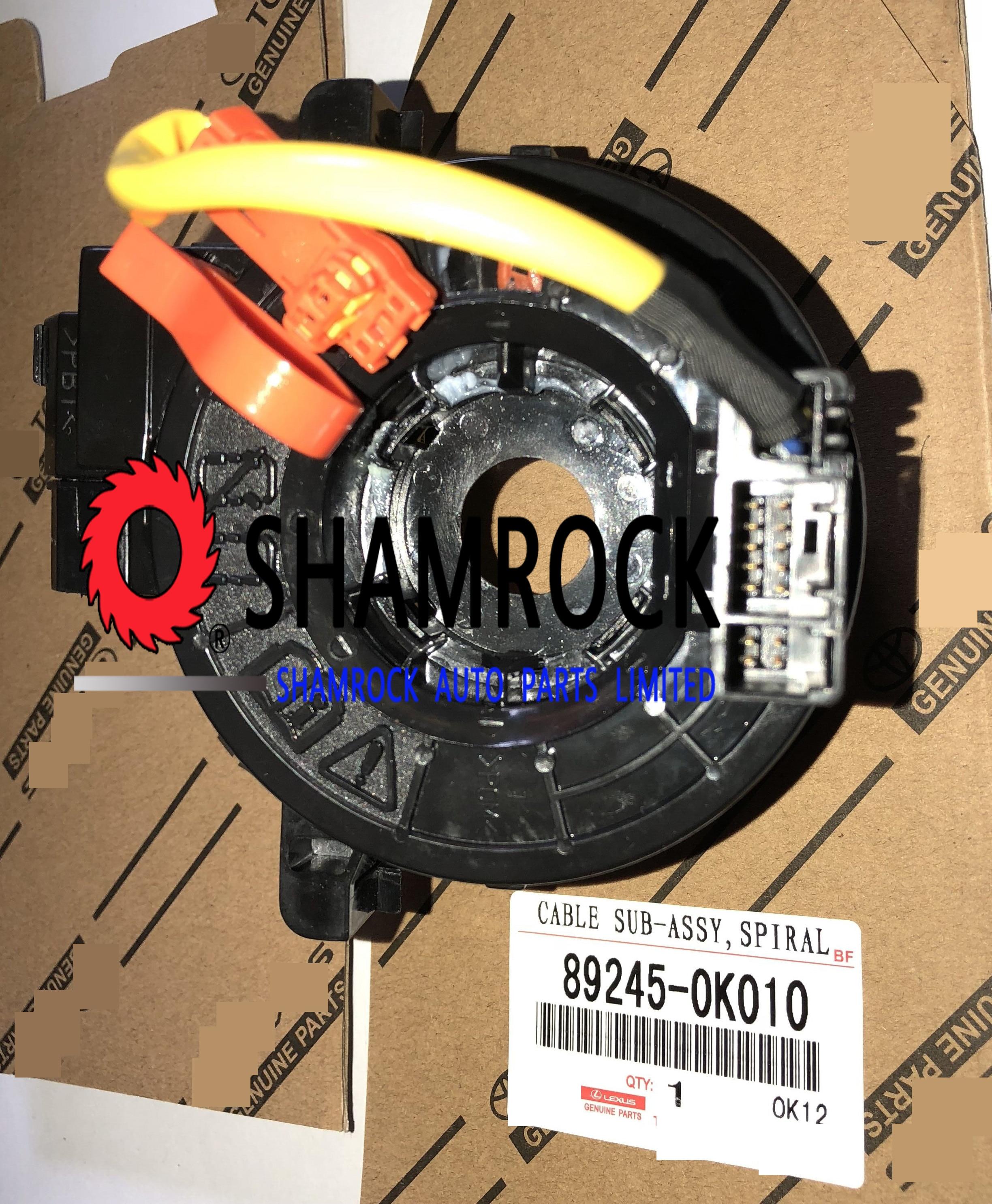 Сенсор OEM 843070K020 89245-0K010 84307-0K020 892450K010 843070K020 Хорошее послепродажного обслуживания
