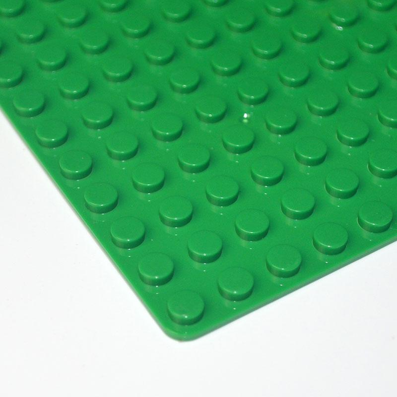 Calle Carretera placas base compatible con bloques de Lego Clásico ciudad figuras