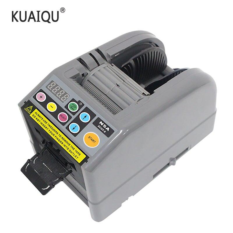 KUAIQU ZCUT-9 automatic tape cutting machine paper cutter tape cutting machine packaging machine tape tape slitting machine