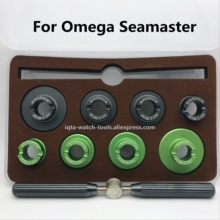 New Watch Repair Tool Luxury Watch Back Case Opening Tool Case Back Remover For Omega Seamaster Watches