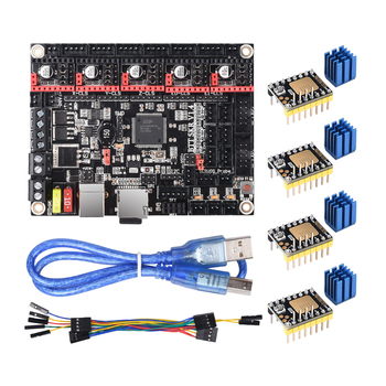 BIGTREETECH SKR 32Bit Control Board as 3D Printer Parts Supports Dual Mode TFT Screen