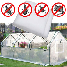 Insect Fly Bug Screen Garden Anti Mosquito Greenhouse Fruit Tree Vegetable Mesh Easily Carrying Part Eco-friendly Tool(China)