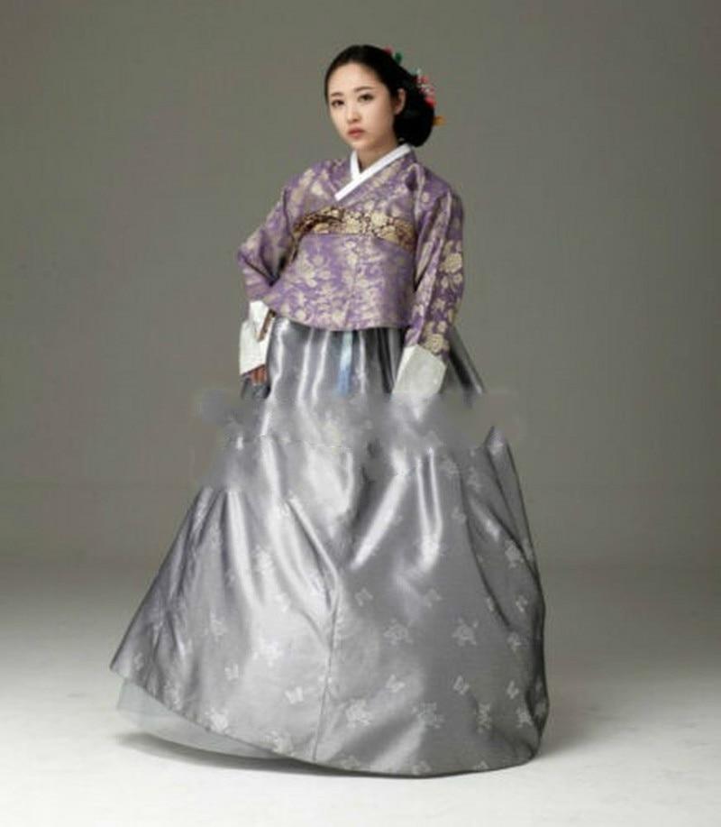 Hanbok Dress Traditional Korean Ceremony Costume DANGUI Korean Royal Costume  Traditional Kimono Korean Hallowen Cosplay Gifts