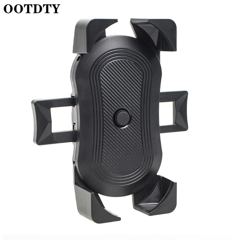 Bike Mobile Phone Holder Motorcycle Bicycle Handlebar Cellphone Mount Stand Motorbike Bracket for 4.5 to 7 inch Smartphone