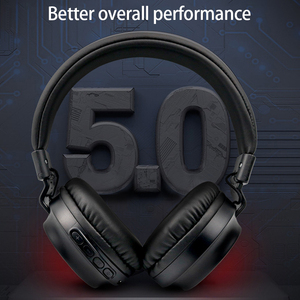 Image 4 - MS k21 Portable Wireless Headphones Bluetooth Stereo Foldable Headset Audio Mp3 Adjustable Earphones with Microphone for Music