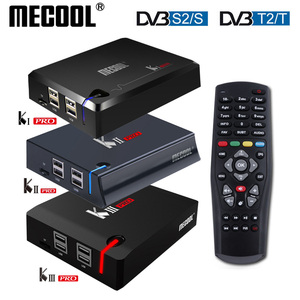 Image 1 - MECOOL KI Pro KII KIII Pro DVB T2 + S2 Androidกล่องทีวี 3G 16G Amlogic S912 DDR4 octa Core 4Kถอดรหัส 2.4G + 5GชุดTop Media Player