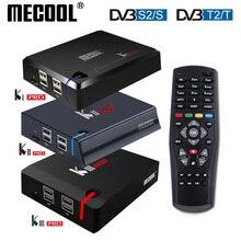 MECOOL KI Pro KII KIII Pro DVB T2+S2 Android TV Box 3G 16G Amlogic S912 DDR4 Octa Core 4K Decoding 2.4G+5G Set Top Media Player